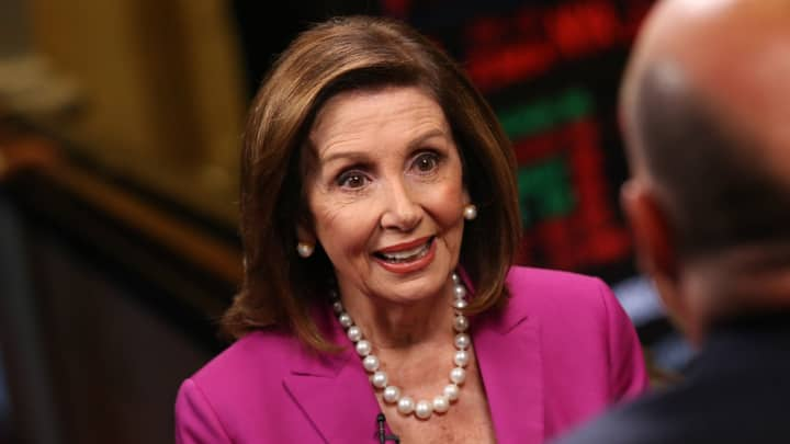 Pelosi explains what role business could play in bringing about social change