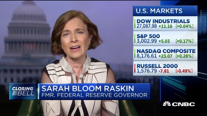 Fmr. Fed governor: Our wholesale funding markets should be more robust