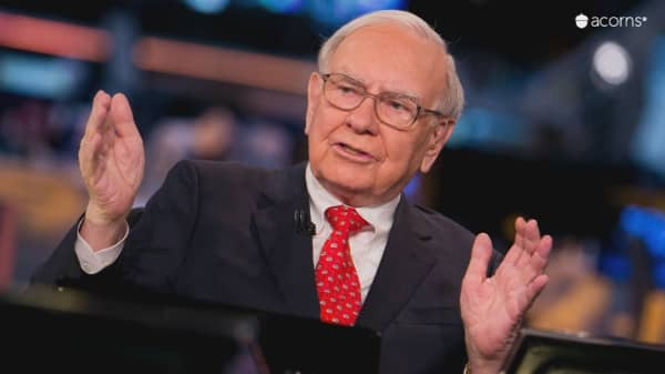 Invest like Buffet - billionaire style