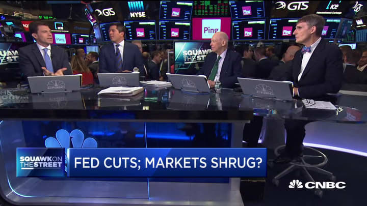 Blackstone's Byron Wien: I expect consumer to drive the economy