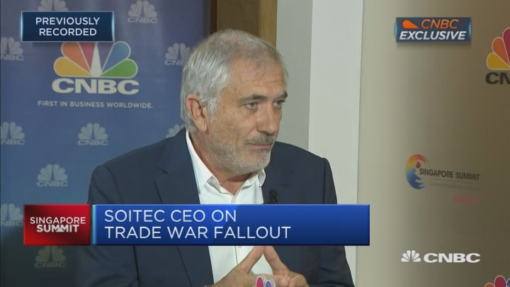 5G is starting to be a significant game changer: Soitec CEO
