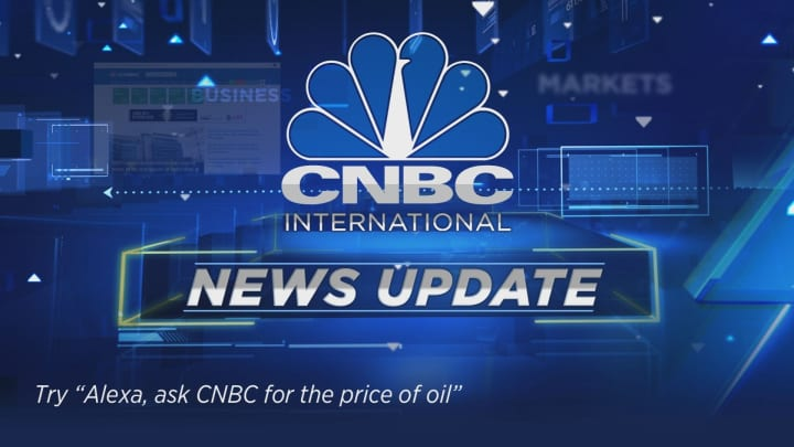 CNBC International Premarket Briefing: September 20, 2019