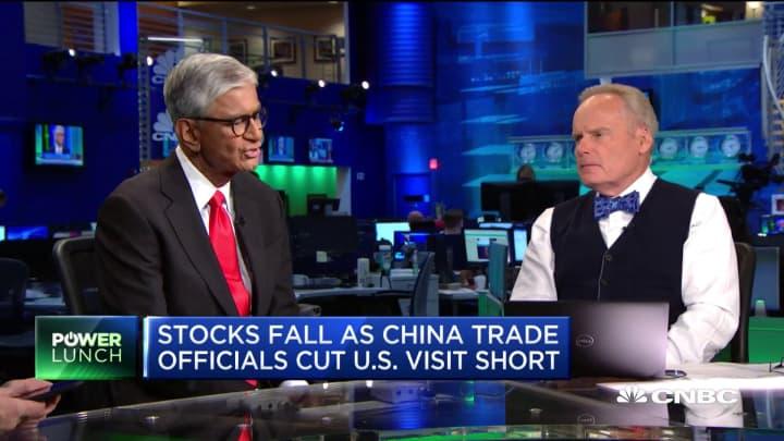 The 10-year yield will go toward 1% between now and mid-2020: Sri Kumar