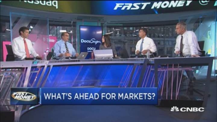 Traders look ahead to next week's market moves