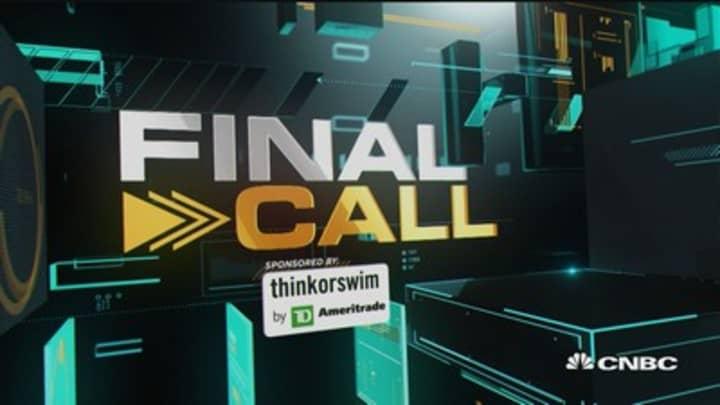 The Final Call: BMY, AMZN & NKE