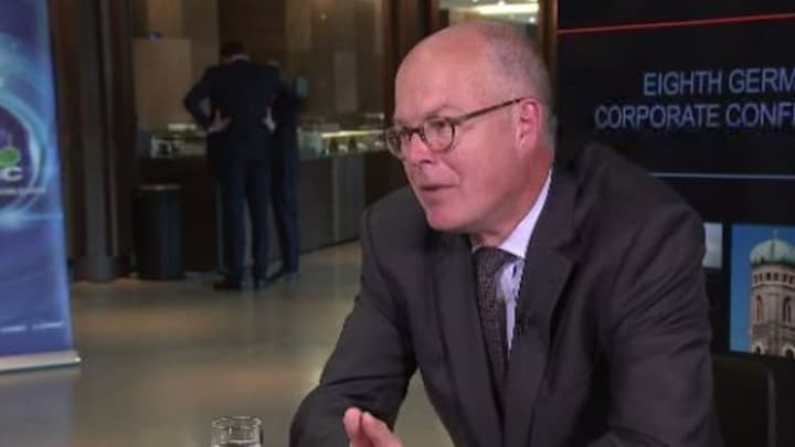 Talanx CFO: Low interest rates have driven up the cost of insuring property