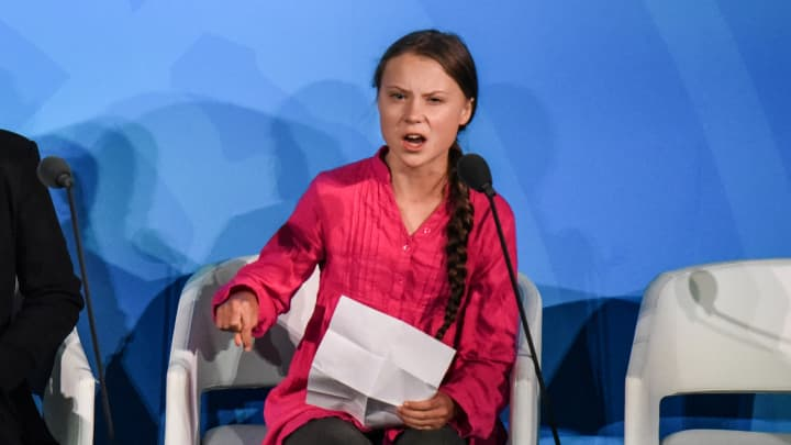 How 16-year-old Greta Thunberg's rise could backfire on environmentalists