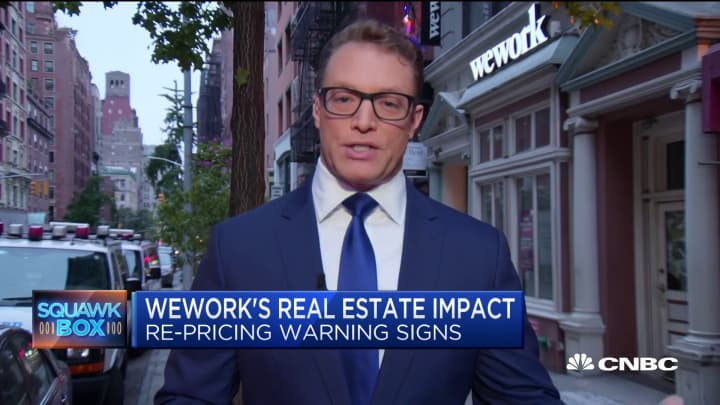 How WeWork could impact the real estate market