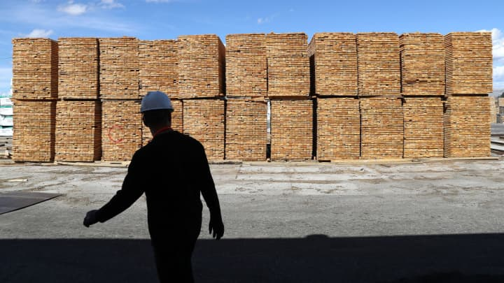 China trade war triggers closings, layoffs at US hardwood lumber mills