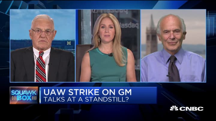 Former GM vice chairman Bob Lutz on UAW trade talks