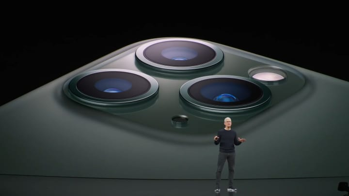 Apple isn't innovating with the iPhone like it used to