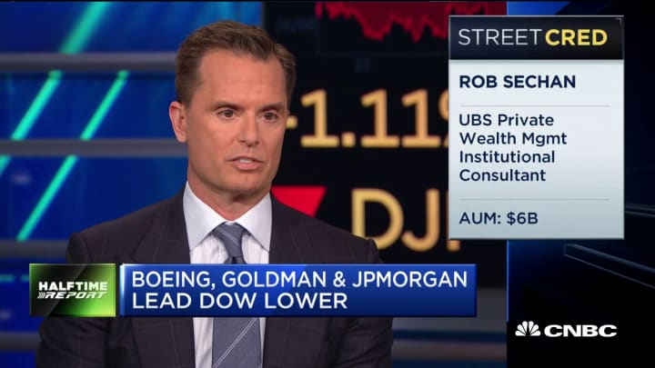 Fears of a recession are overblown, UBS' Rob Sechan says