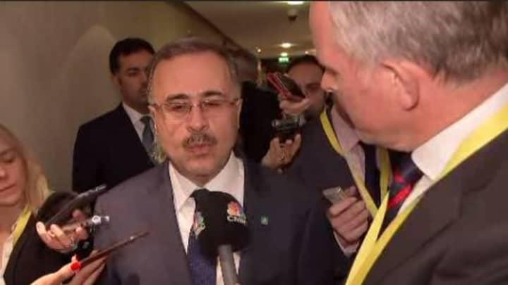 Saudi Aramco will return to maximum production capacity by end of November, Amin Nasser says