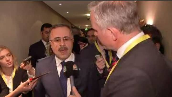Global economy will suffer if there are further attacks on Saudi oil facilities, Amin Nasser says