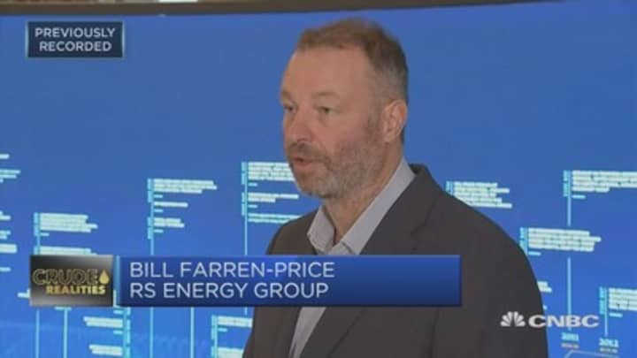 Oil industry facing 'same old problems,' RS Energy director says