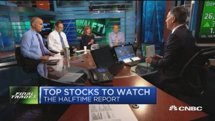 Final Trades: Hess, JPMorgan, Alaska Airlines and more