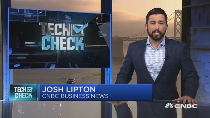 Tech Check Morning Edition: October 14, 2019