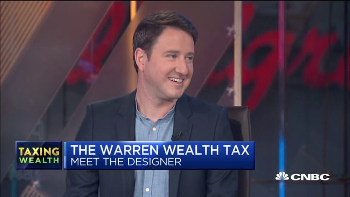 One of the economist behind the Warren wealth tax explains the policy