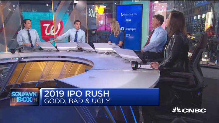 IPO lockup expirations won't matter if core valuation is correct, journalist says