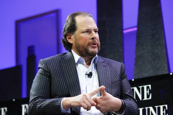 cnbc.com - Salesforce co-CEO Marc Benioff on reshaping capitalism and Big Tech