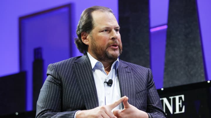 Salesforce co-CEO Marc Benioff on reshaping capitalism and Big Tech