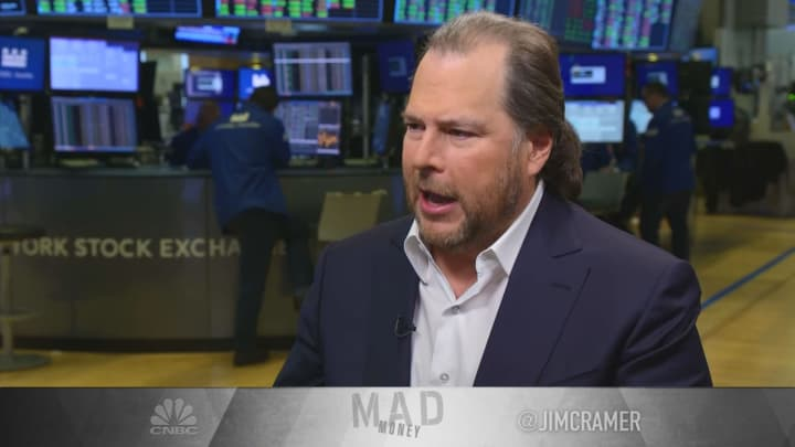 Need to make sure artificial intelligence a force for good: Marc Benioff