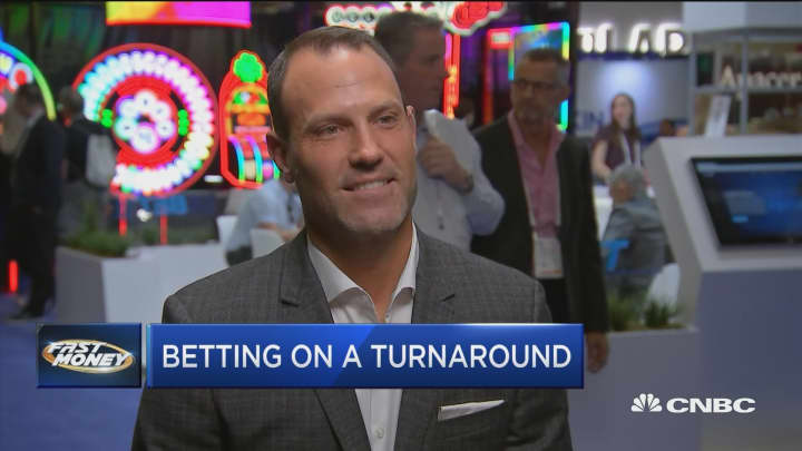 Incoming Penn National Gaming CEO speaks