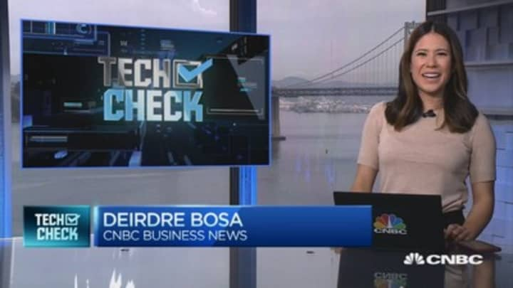 CNBC Tech Check Evening Edition: October 16, 2019
