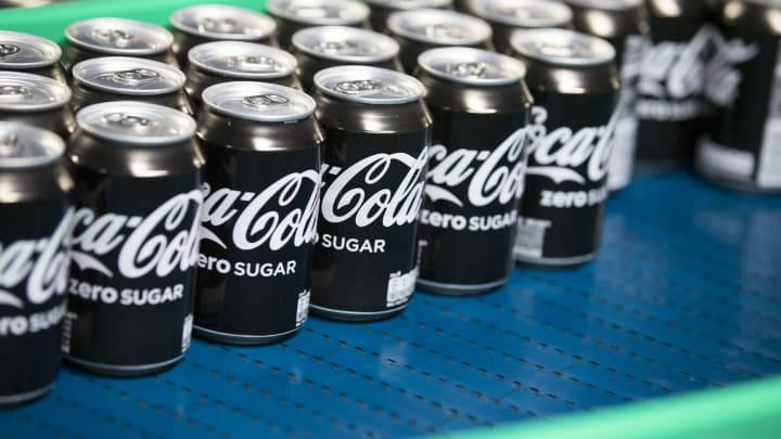 Coca-Cola has been good at revitalizing their portfolio, says analyst