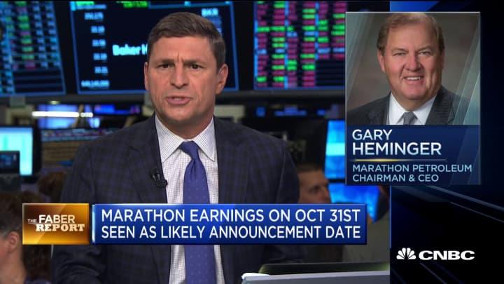 Activist shareholders put pressure on Marathon Petroleum