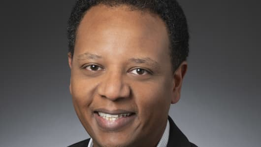 Teddy Bekele, Senior Vice President and Chief Technology Officer Land O'Lakes.
