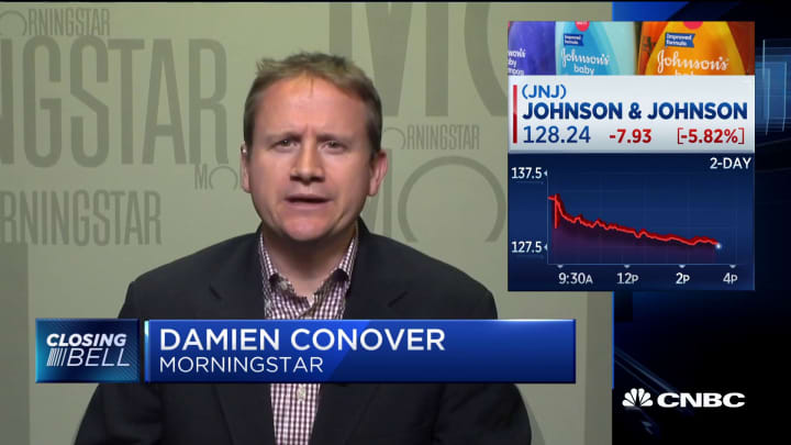 Why this analyst says the market is overreacting to Johnson and Johnson
