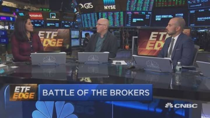Schwab's move to fractional investing could be huge for ETF issuers and investors, experts say