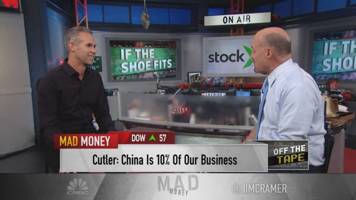 StockX's new CEO: Going public is 'certainly our objective'