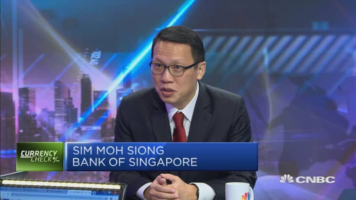 Bank of Singapore: Buy the dips in the pound sterling