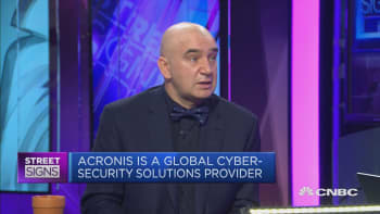 A segmented world is less effective: Acronis