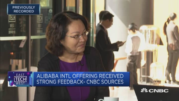 Alibaba's secondary listing is 'quite significant': UBS