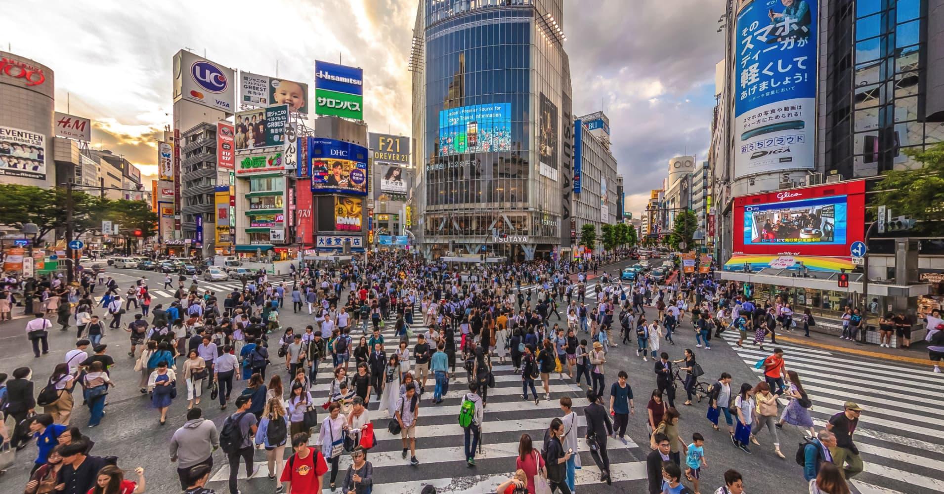 Shibuya: Discover the beating heart of Tokyo