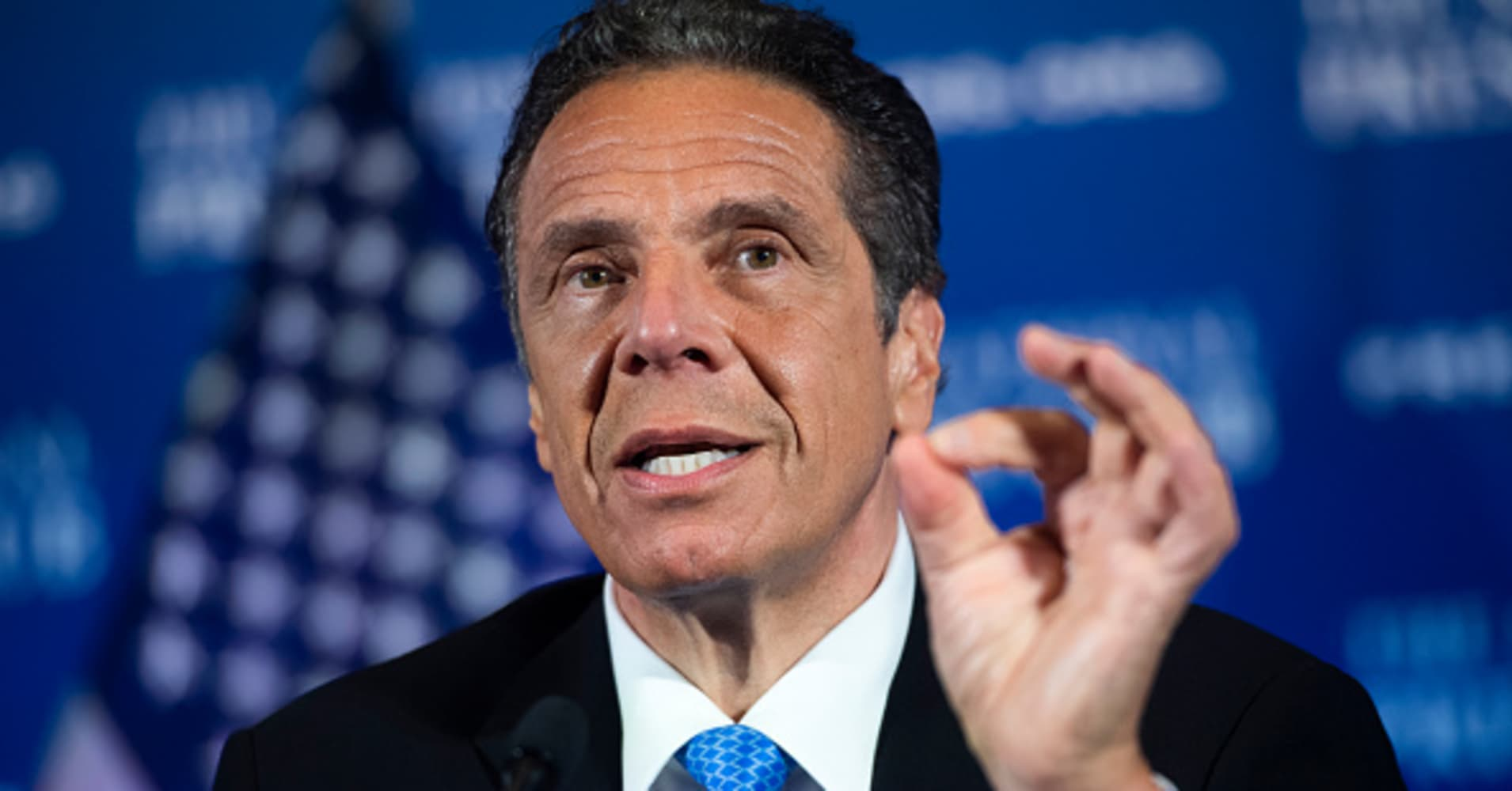 Watch live: New York Gov. Andrew Cuomo holds a press conference on the coronavirus outbreak