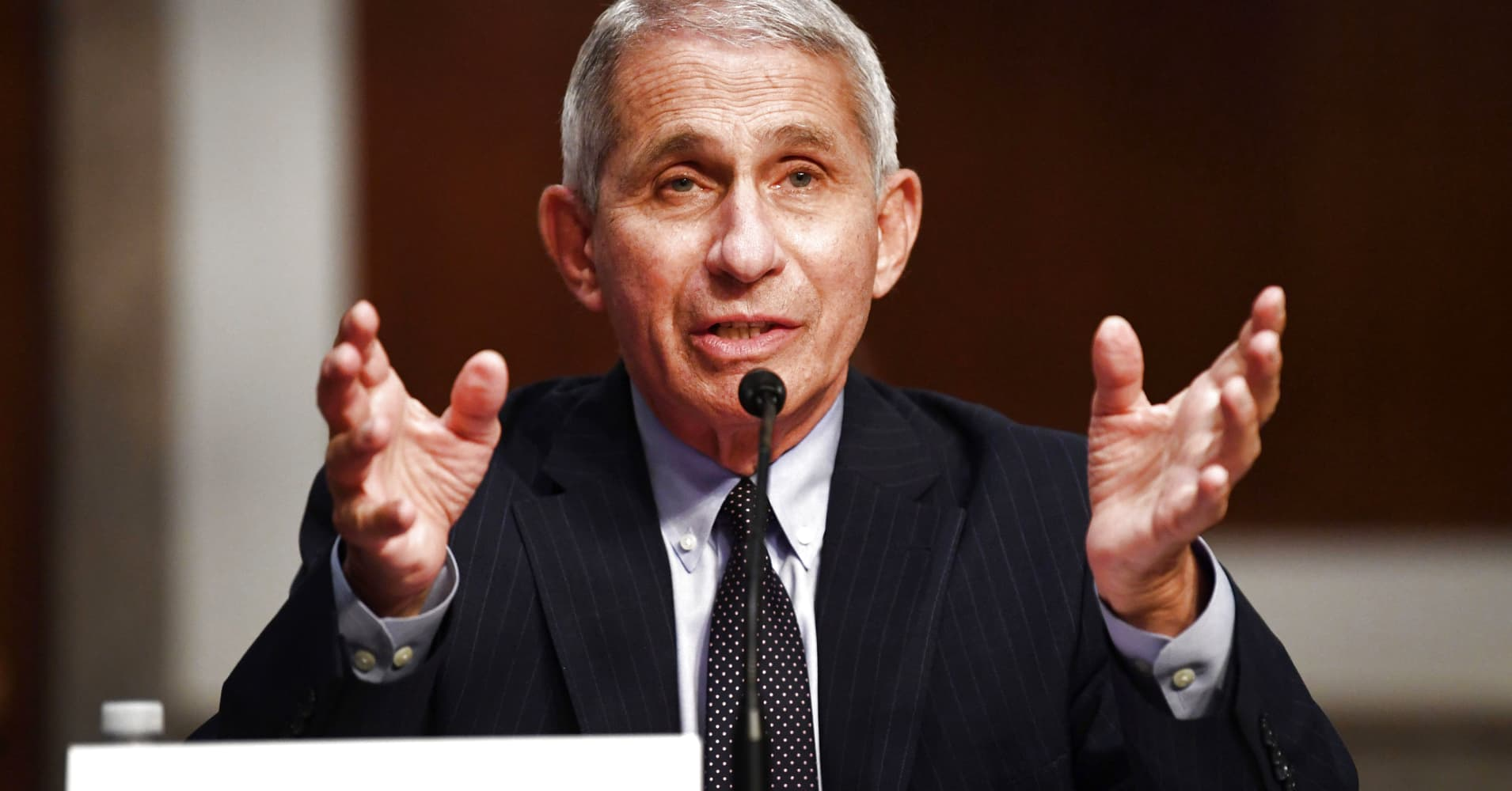 Q&A with Dr. Fauci and NIH Director Dr. Collins on coronavirus pandemic