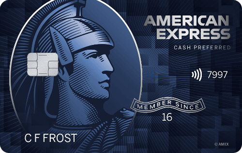 Best for Groceries: Blue Cash Preferred® Card from American Express