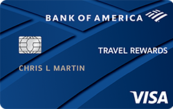 Best for Students: Bank of America® Travel Rewards for Students
