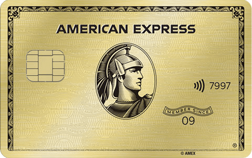Runner-Up: American Express® Gold Card