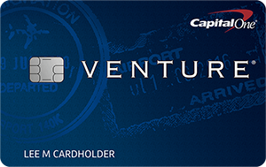 Winner: Capital One® Venture® Rewards Credit Card