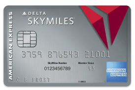 Best for Delta: Platinum Delta SkyMiles® Credit Card