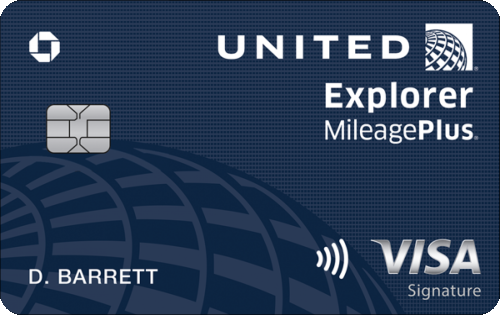 Best for United Airlines: United℠ Explorer Card