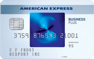 Blue Business® Plus Credit Card from American Express