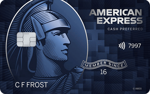 Blue Cash Preferred® Card