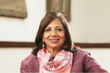 India - Dr. Kiran Mazumdar-Shaw
