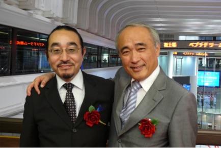 Japan - Dr. Hiroaki Suga, Founder